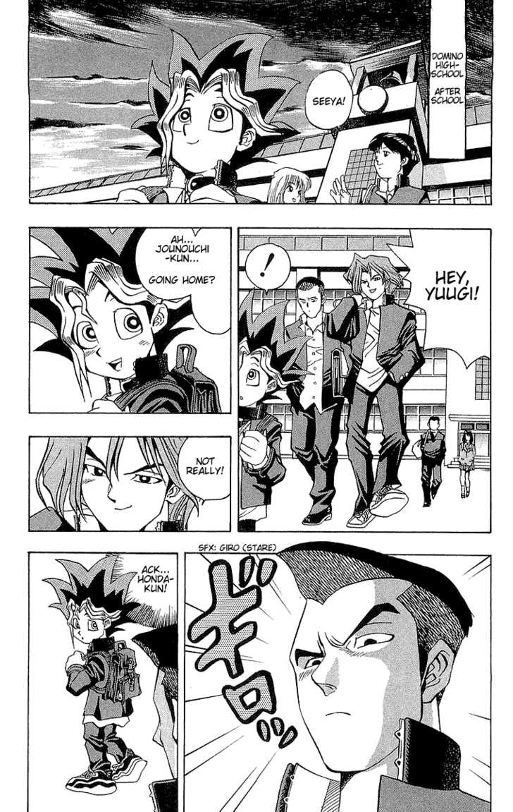 Yu Gi Oh, Chapter Vol.01 Ch.007 - The True Face image 003