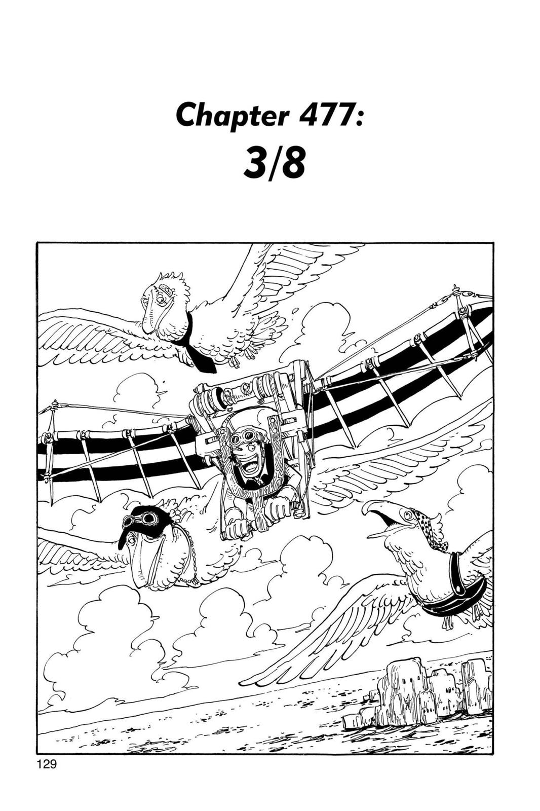 One Piece, Chapter 477 image 001
