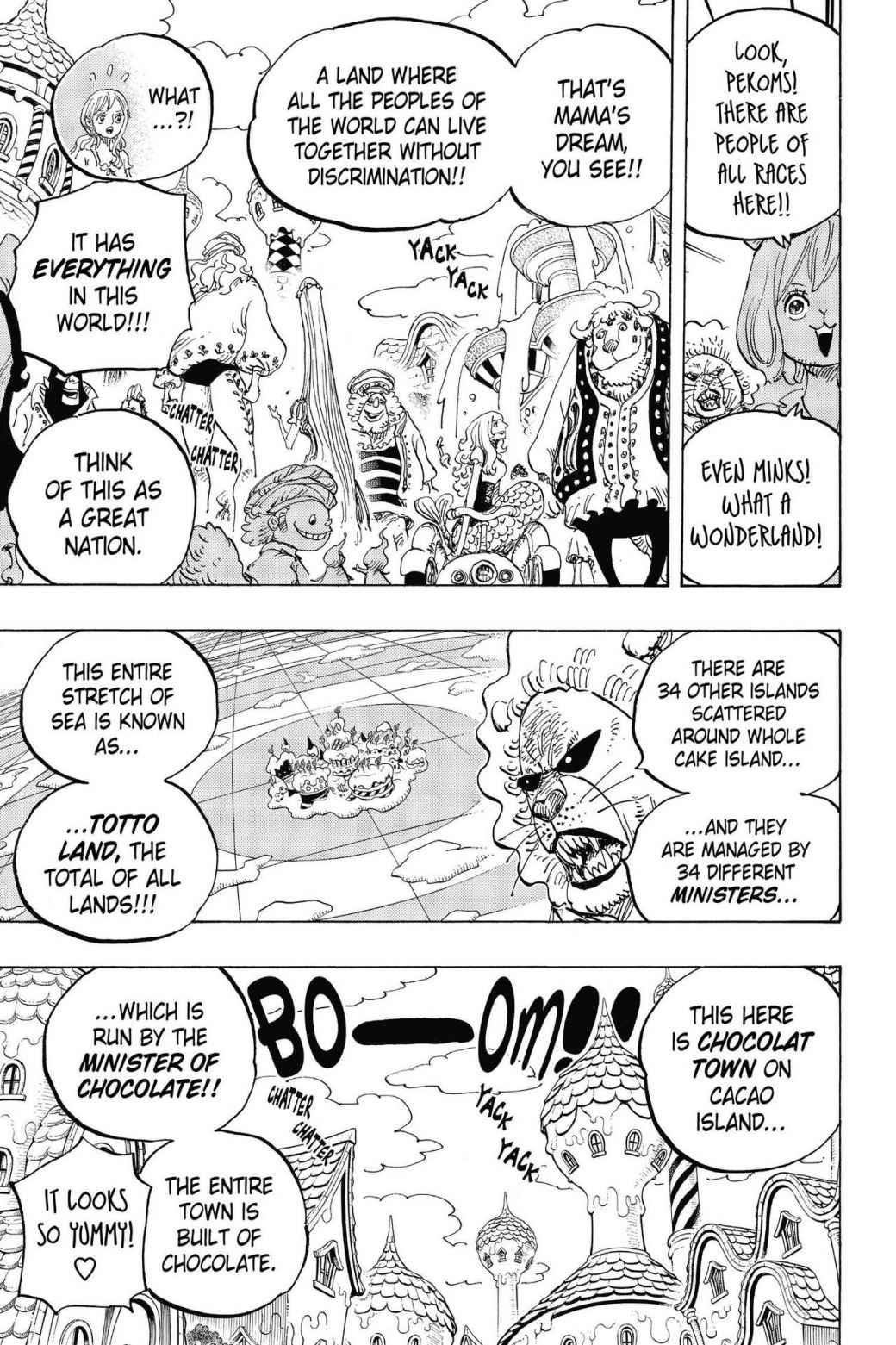One Piece, Chapter 827 image 005