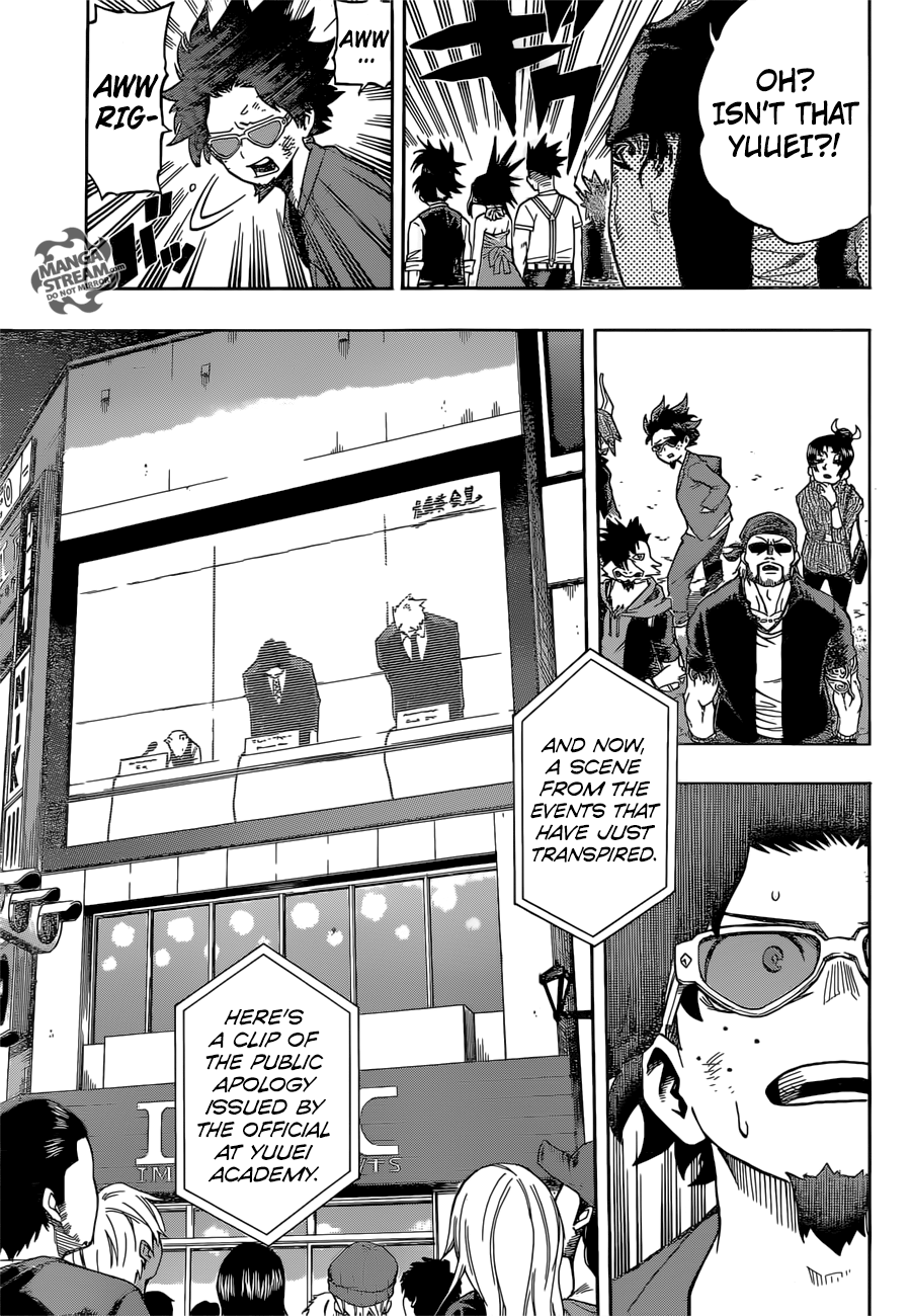 My Hero Academia, Chapter 85 image 010