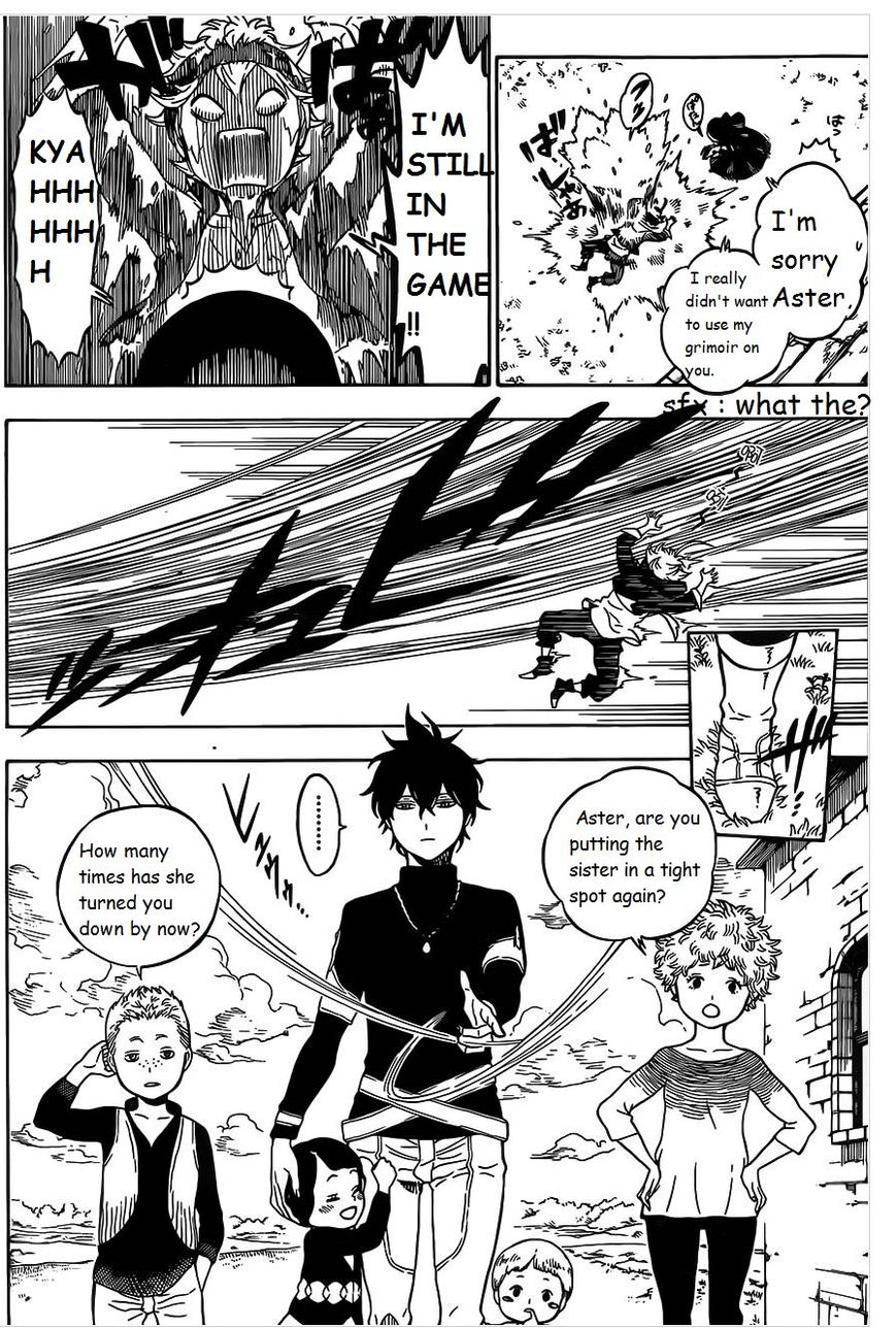 Black Clover, Chapter 1 The Boy's Vow (Fixed) image 010
