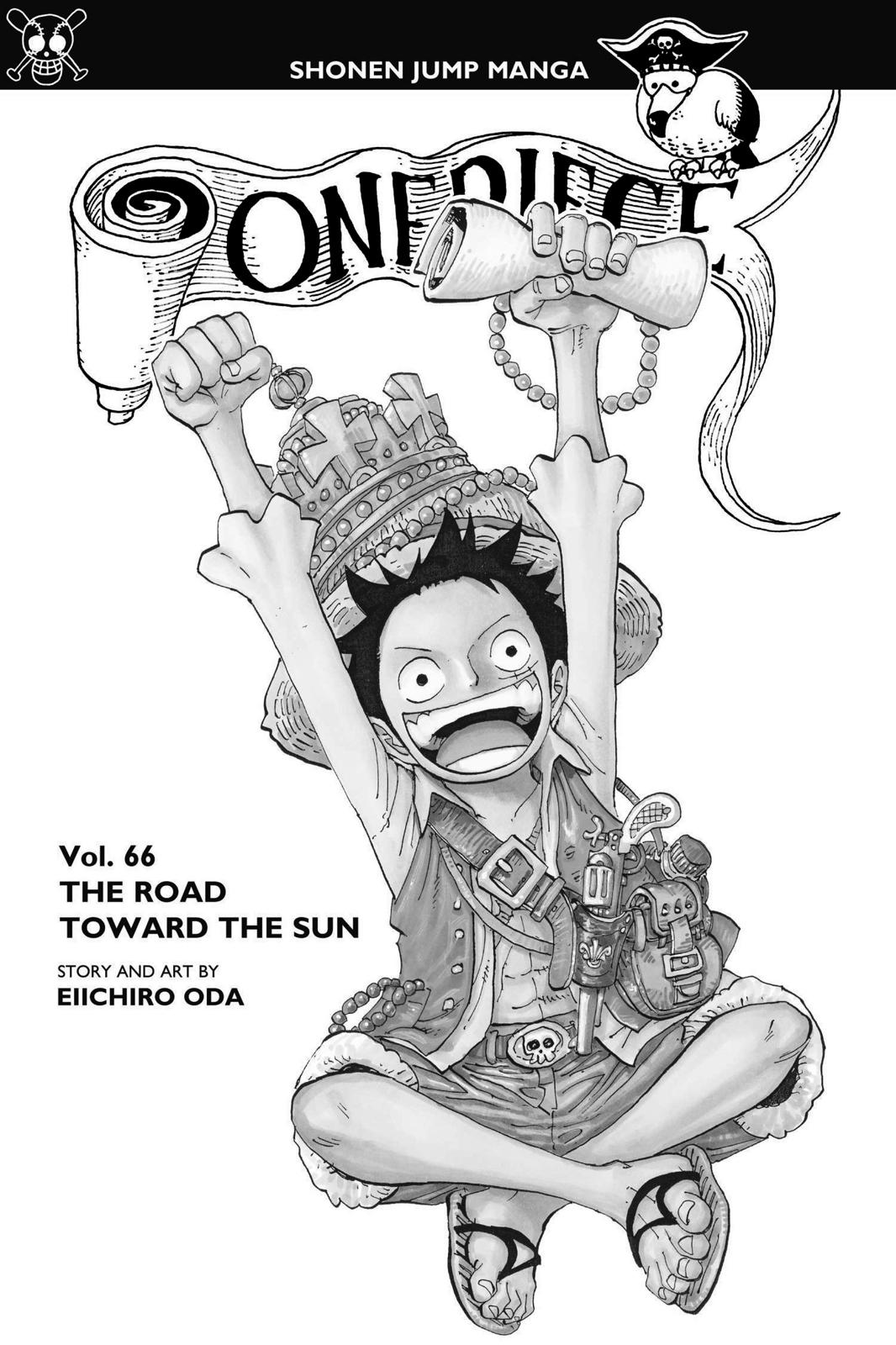 One Piece, Chapter 647 image 004