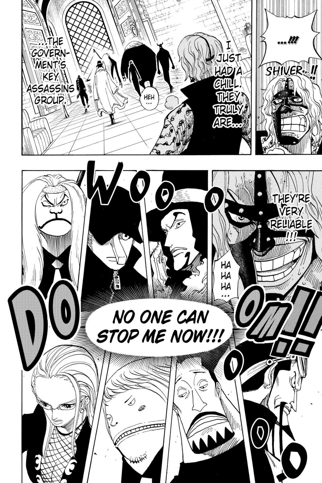 One Piece, Chapter 382 image 016