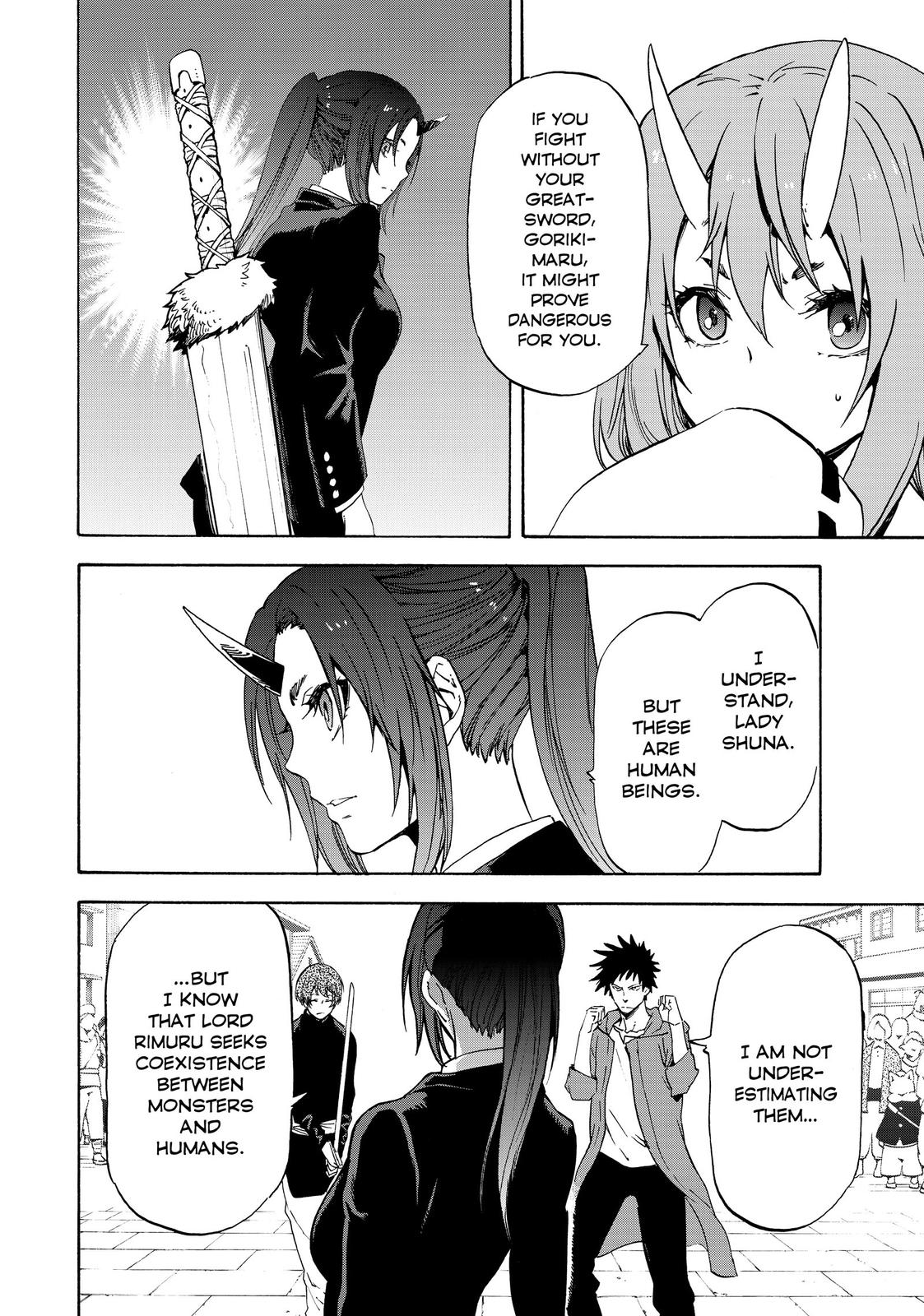 That Time I Got Reincarnated As A Slime, Chapter 58 image 002