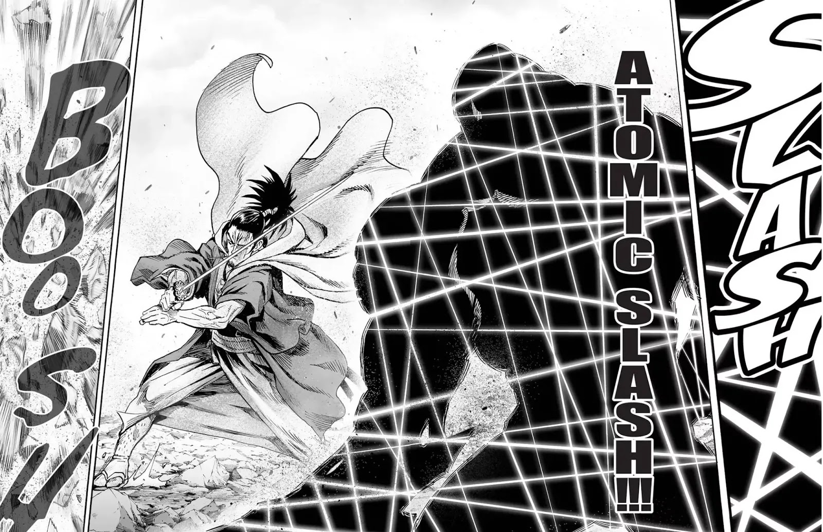 One Punch Man, Chapter Onepunch-Man 35 image 023