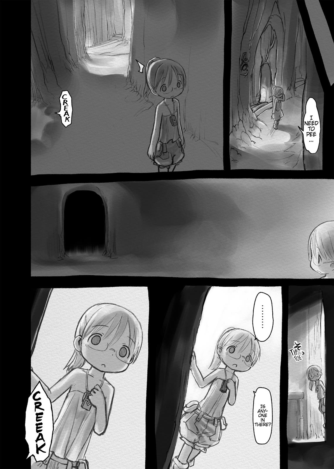Made In Abyss, Chapter Hello,Abyss 14 image 002