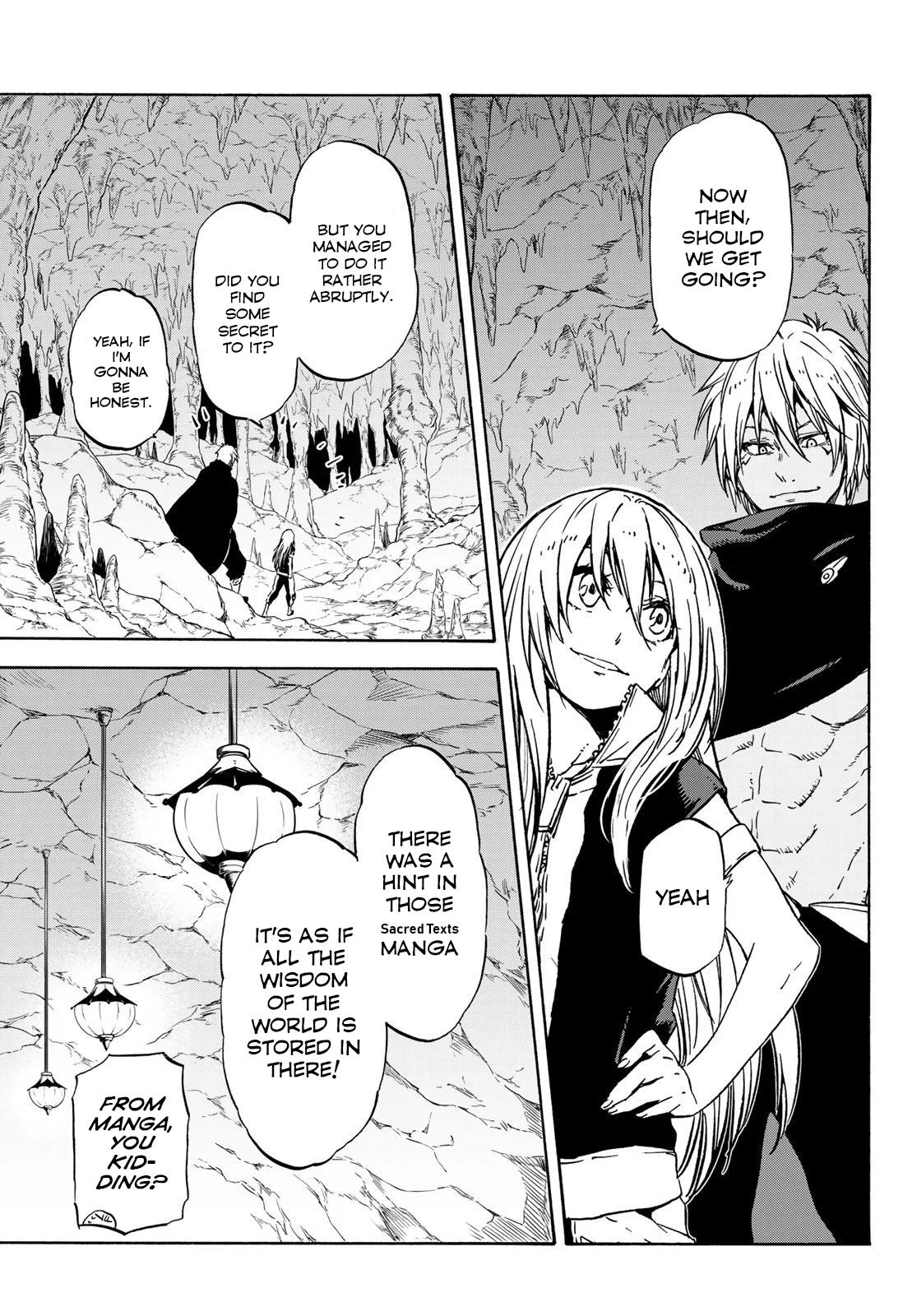 That Time I Got Reincarnated As A Slime, Chapter 72 image 009