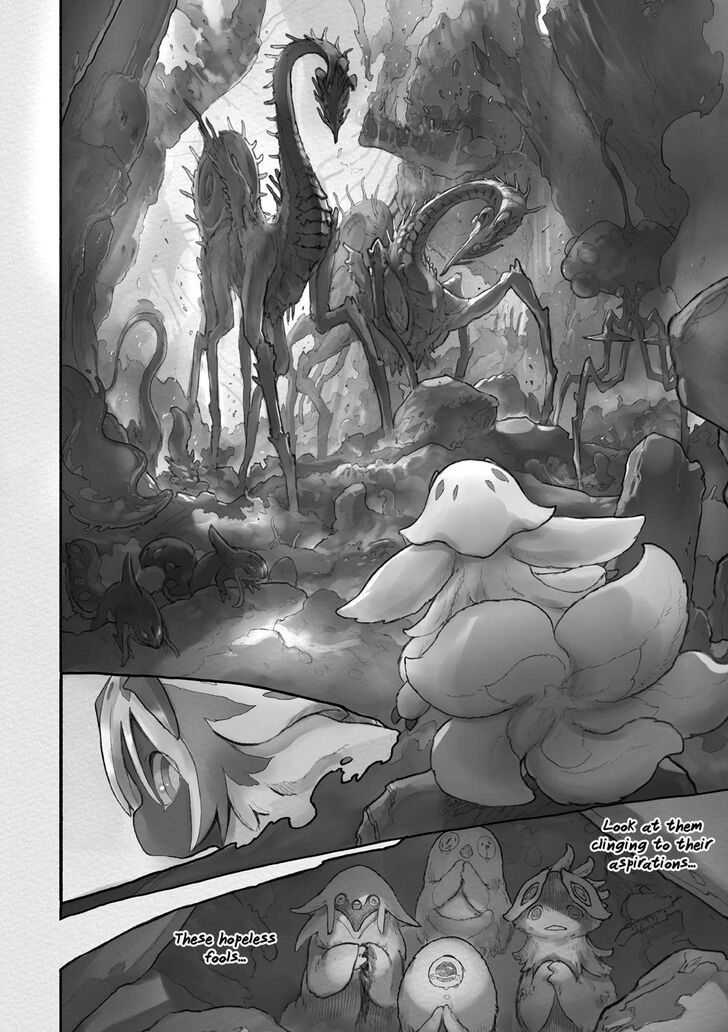 Made In Abyss, Chapter 58 image 003