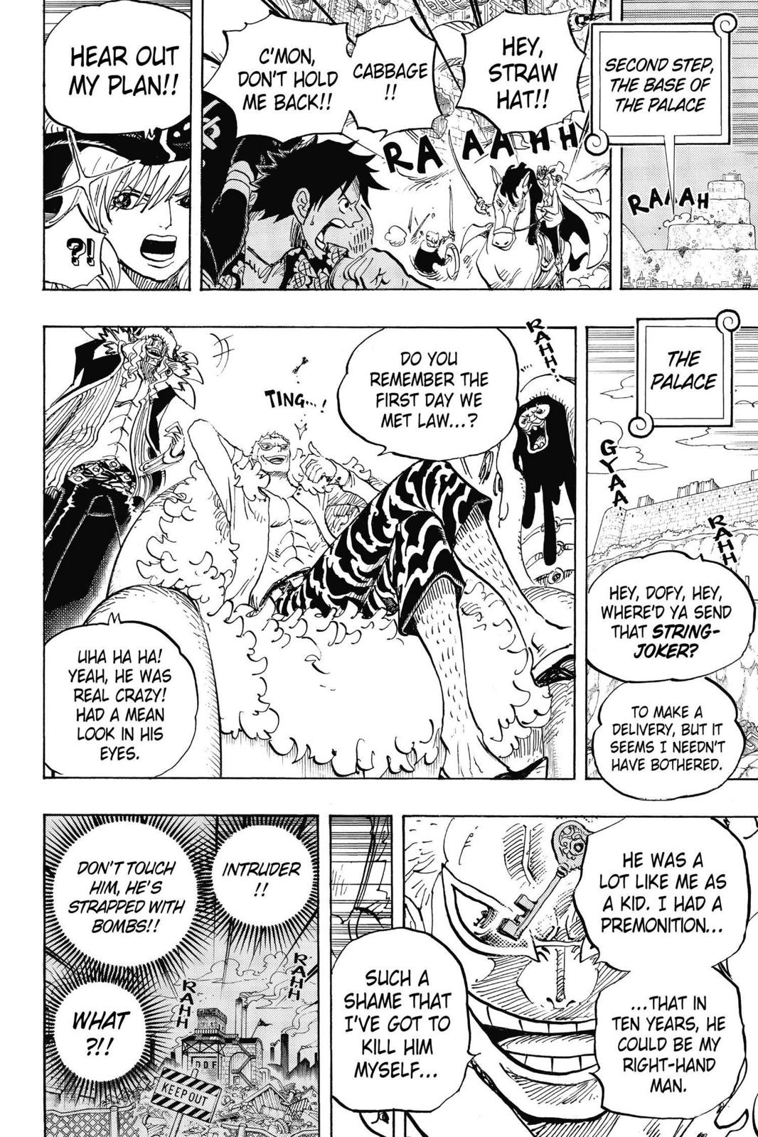 One Piece, Chapter 752 image 015