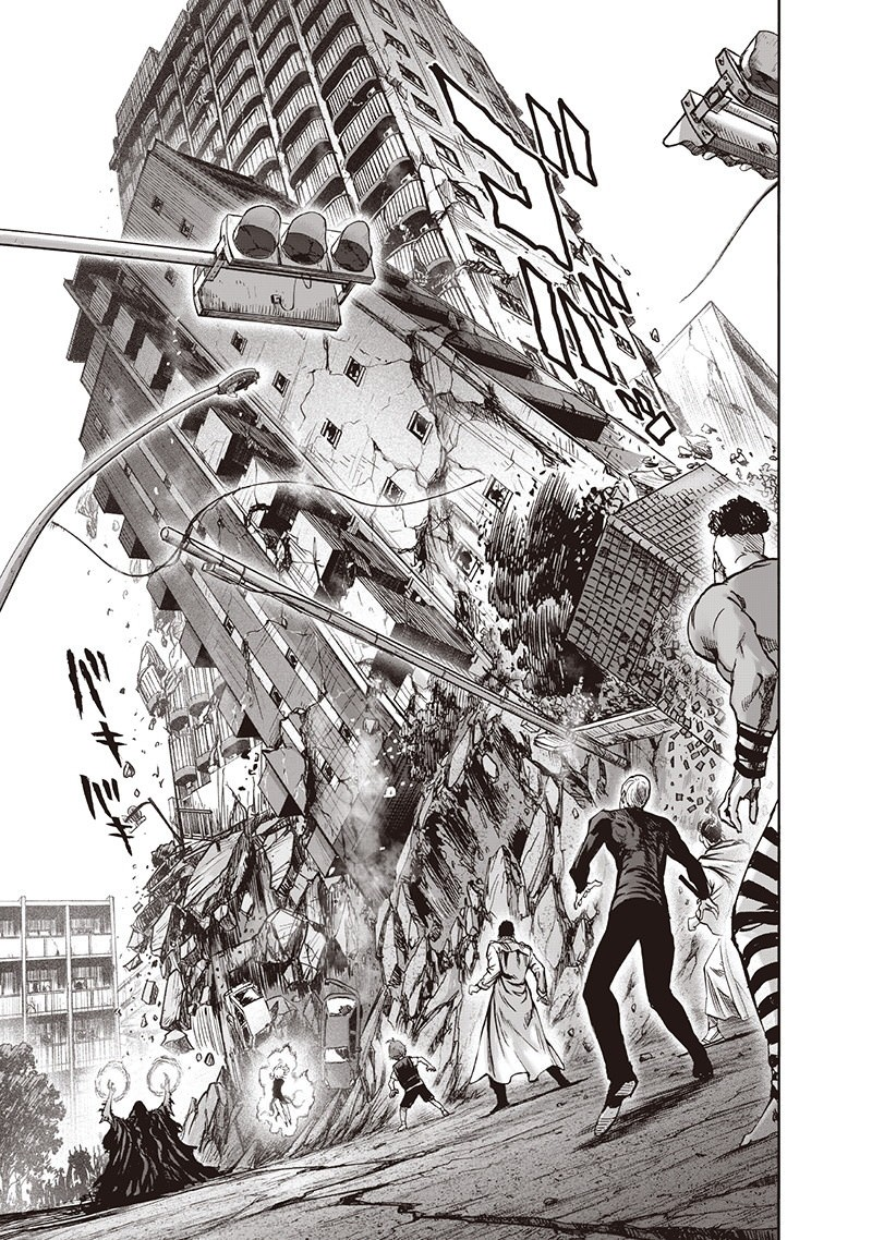 One Punch Man, Chapter Onepunch-Man 94 image 018