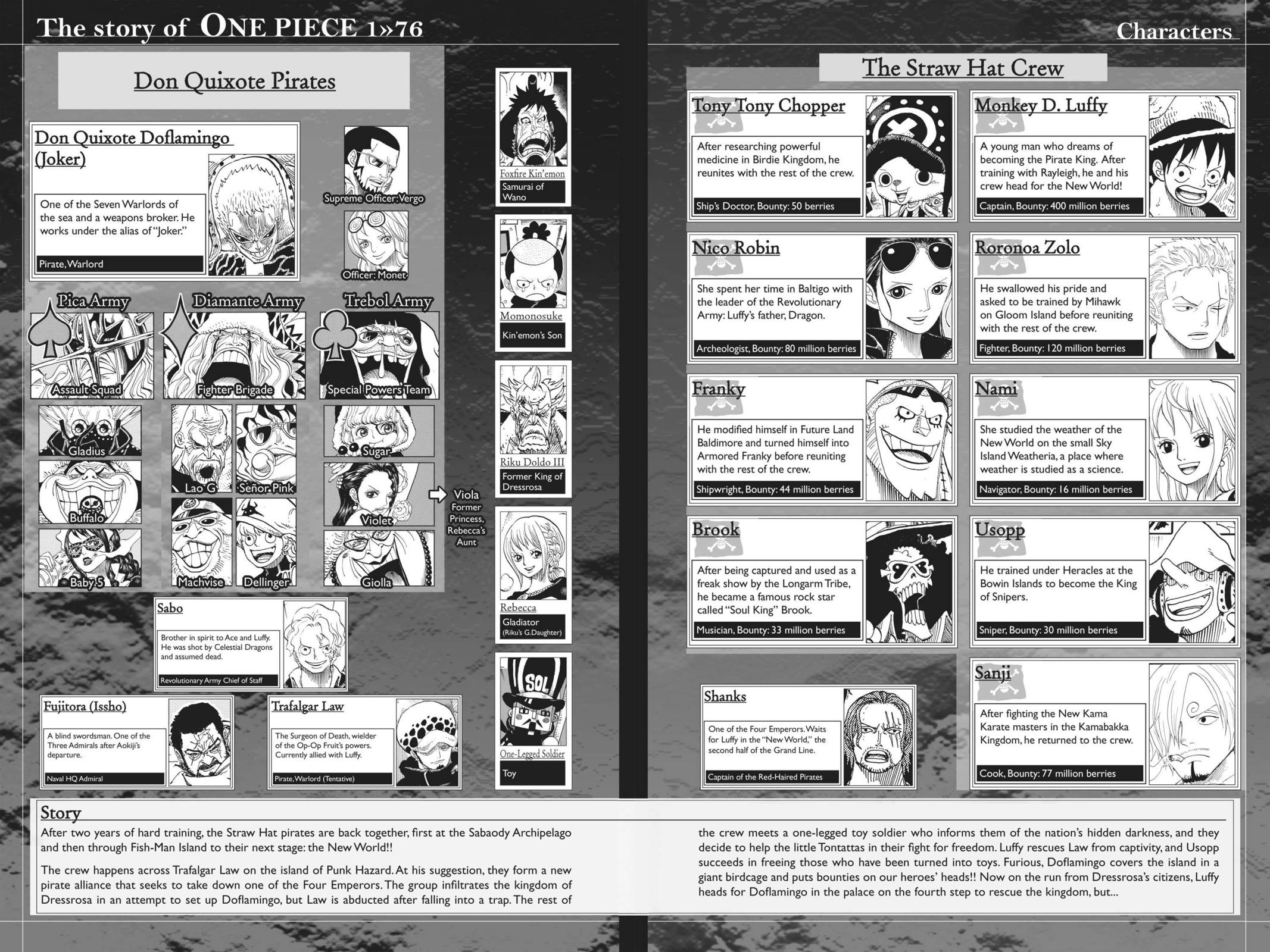 One Piece, Chapter 753 image 005