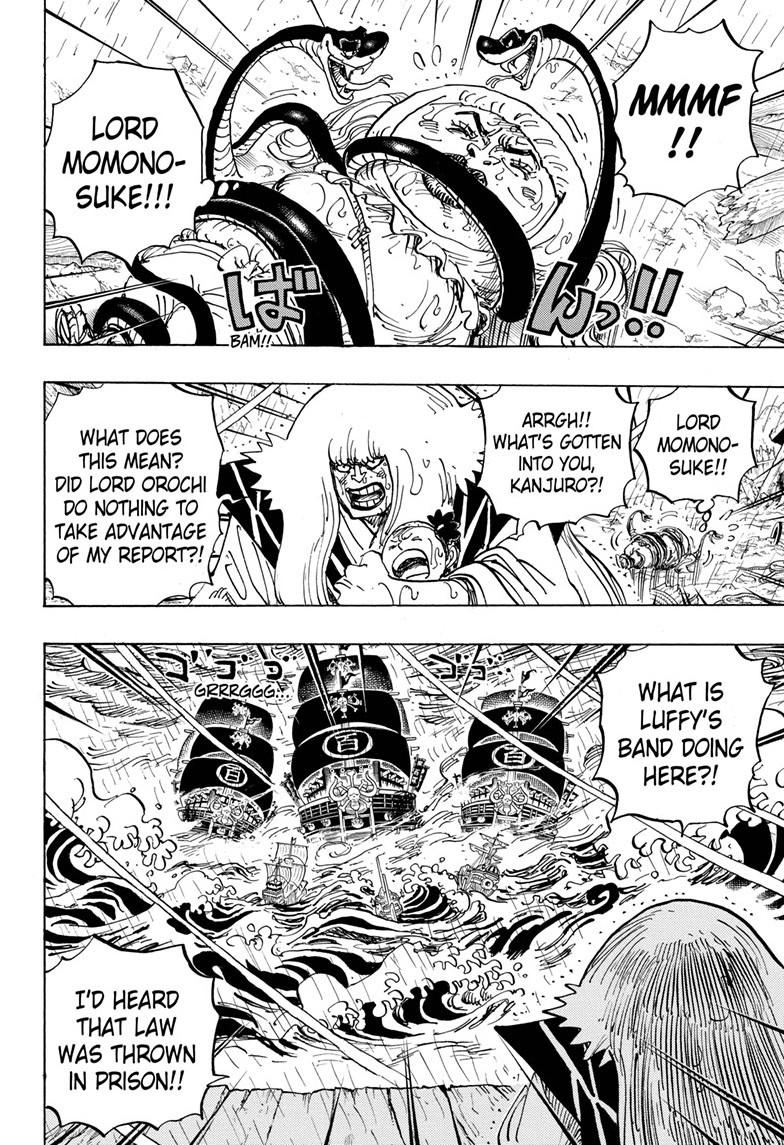 One Piece, Chapter 975 image 002