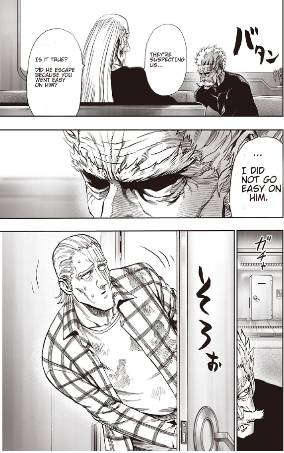 One Punch Man, Chapter Onepunch-Man 93 image 045