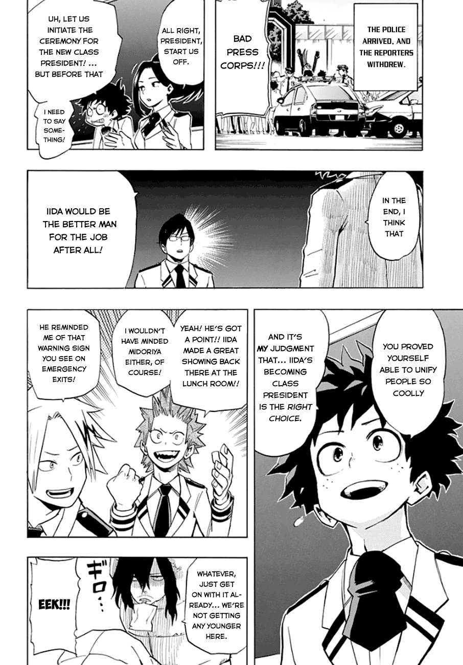 My Hero Academia, Chapter 12 image 021