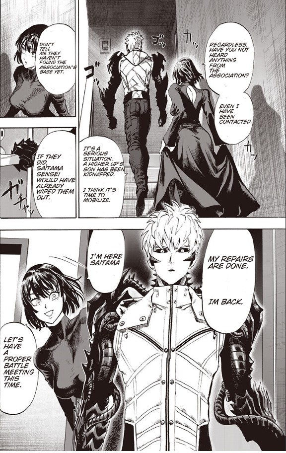 One Punch Man, Chapter Onepunch-Man 93 image 061