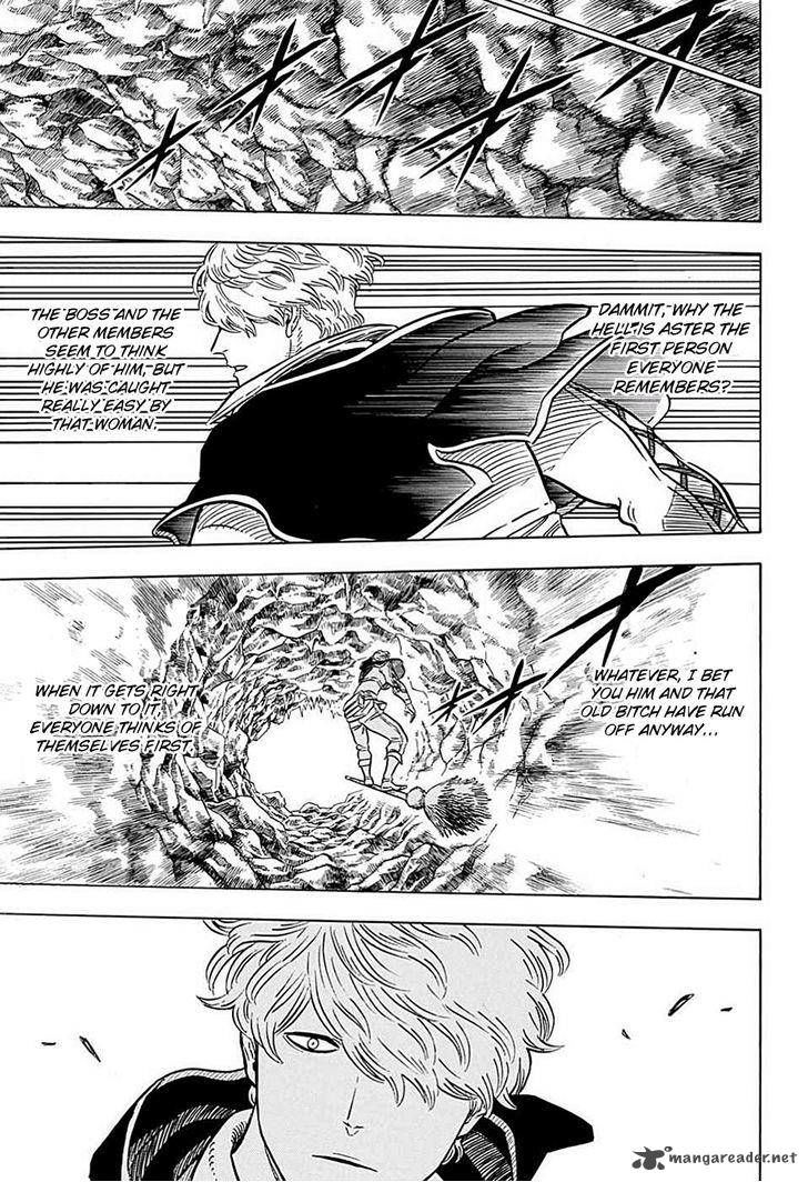 Black Clover, Chapter 44 Siblings image 016