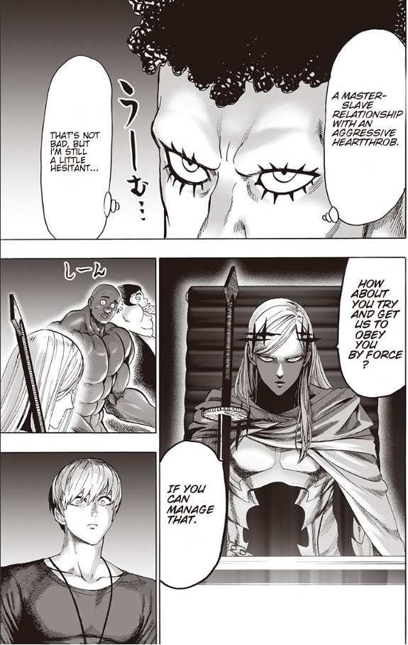 One Punch Man, Chapter Onepunch-Man 93 image 023