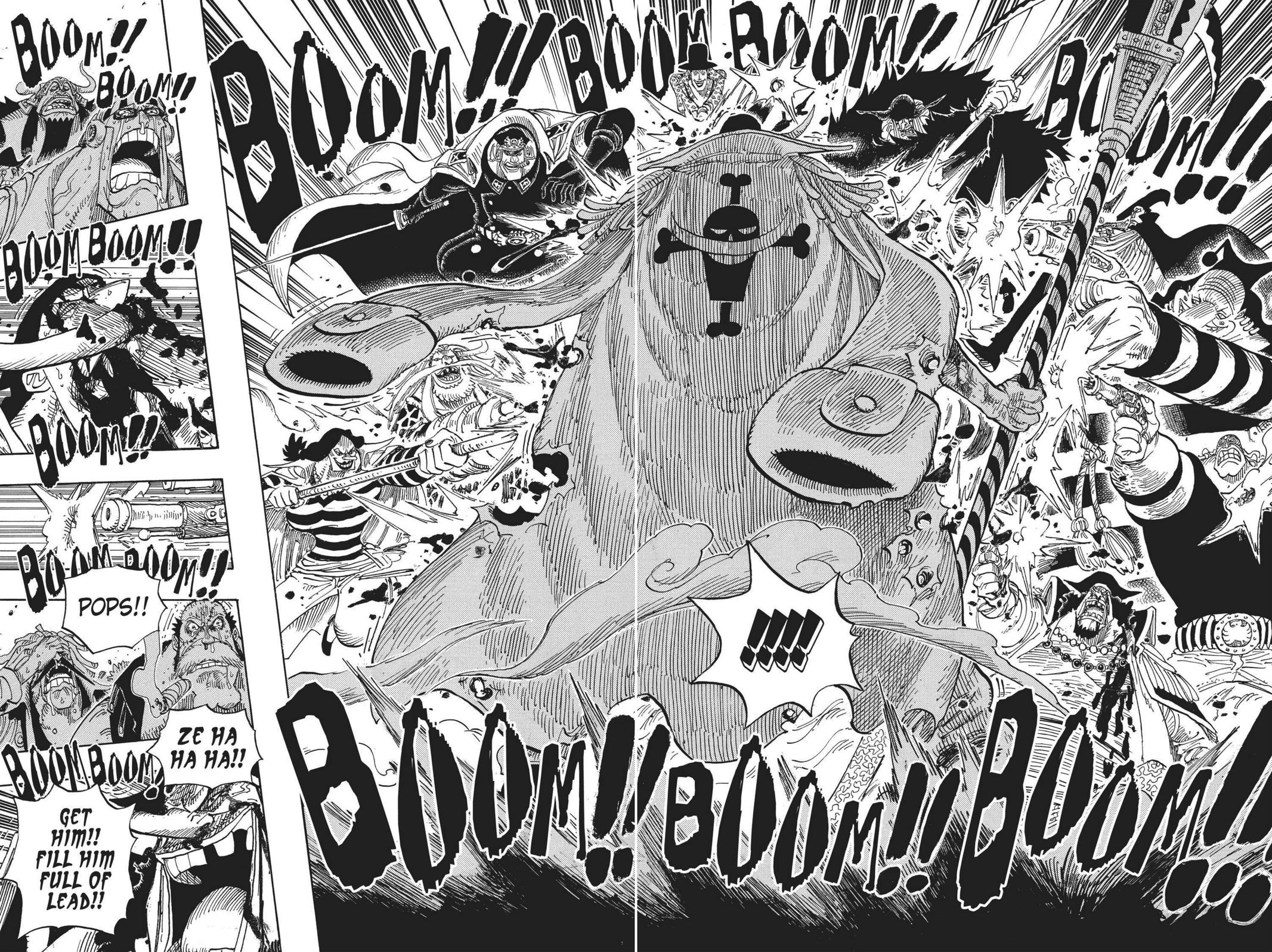 One Piece, Chapter 576 image 009