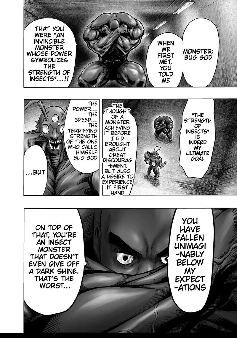 One Punch Man, Chapter Onepunch-Man 106 image 007