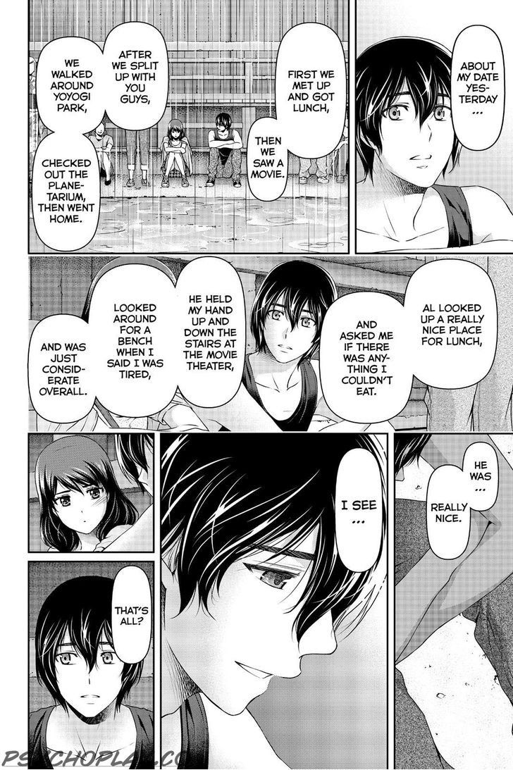 Domestic Girlfriend, Chapter 101 That's All image 017