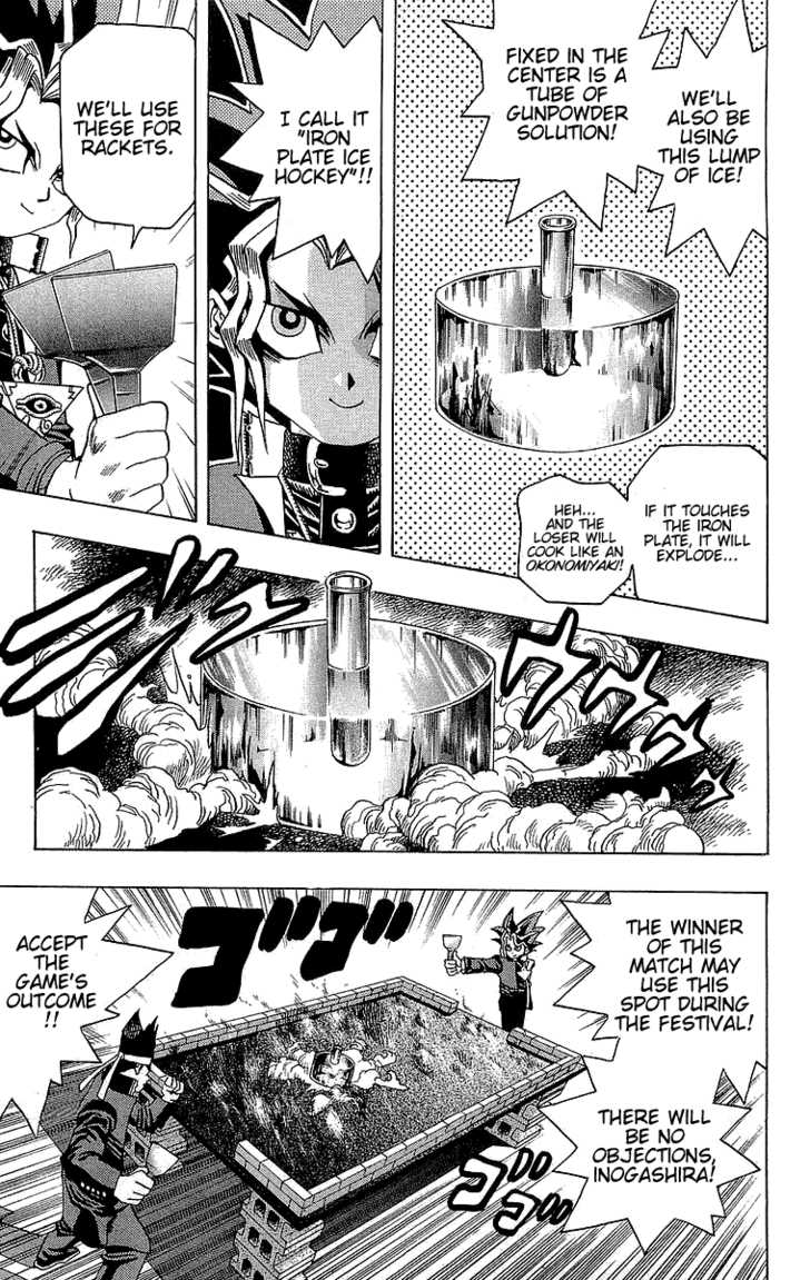 Yu Gi Oh, Chapter Vol.01 Ch.006 - Burning Struggle To The Death image 018