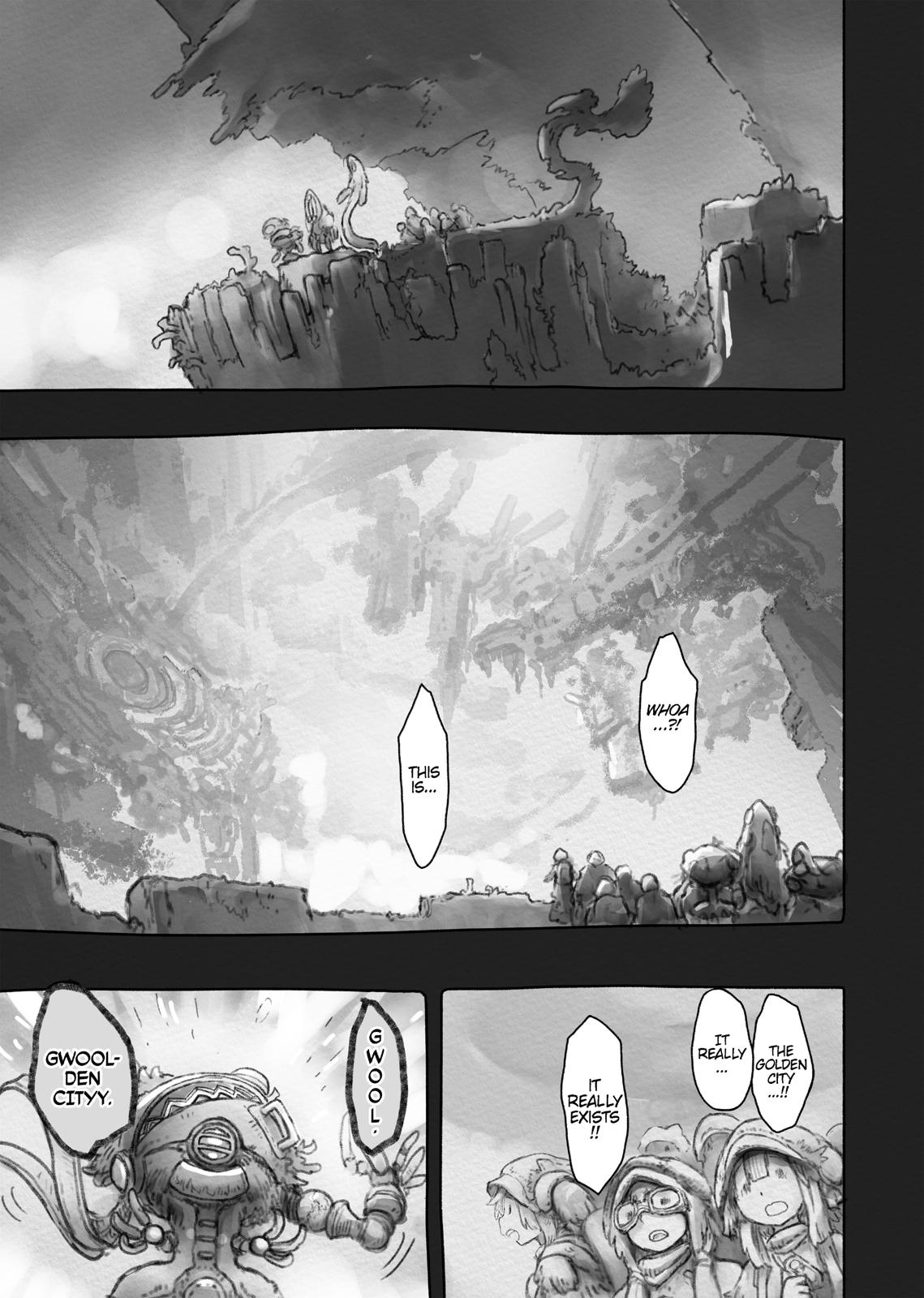 Made In Abyss, Chapter Hello,Abyss 49 image 005
