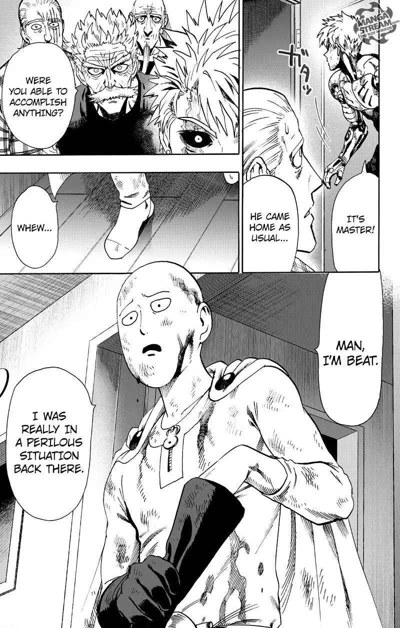 One Punch Man, Chapter Onepunch-Man 89 image 006