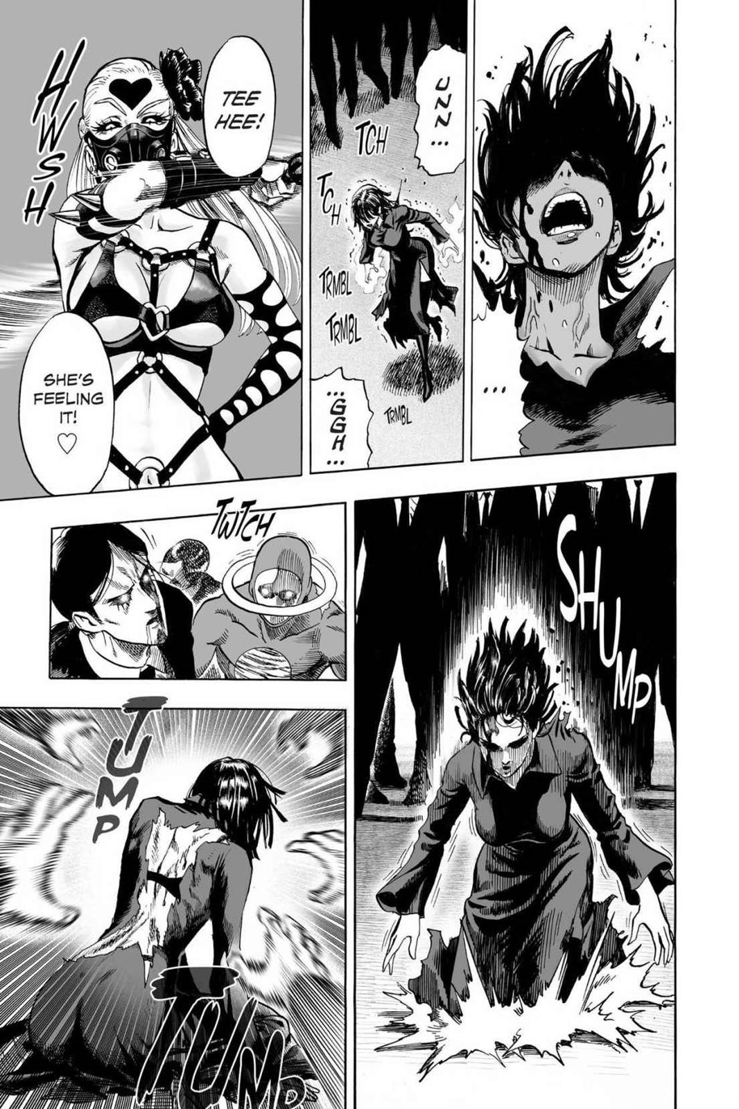 One Punch Man, Chapter Punch 65 image 002