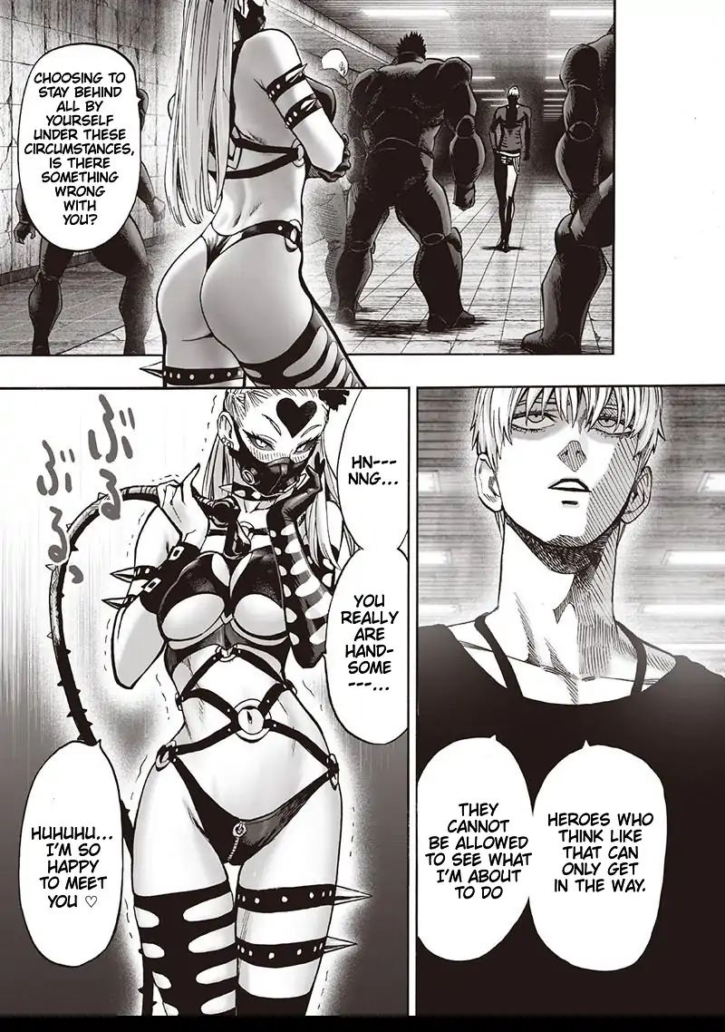 One Punch Man, Chapter Onepunch-Man 103 image 003