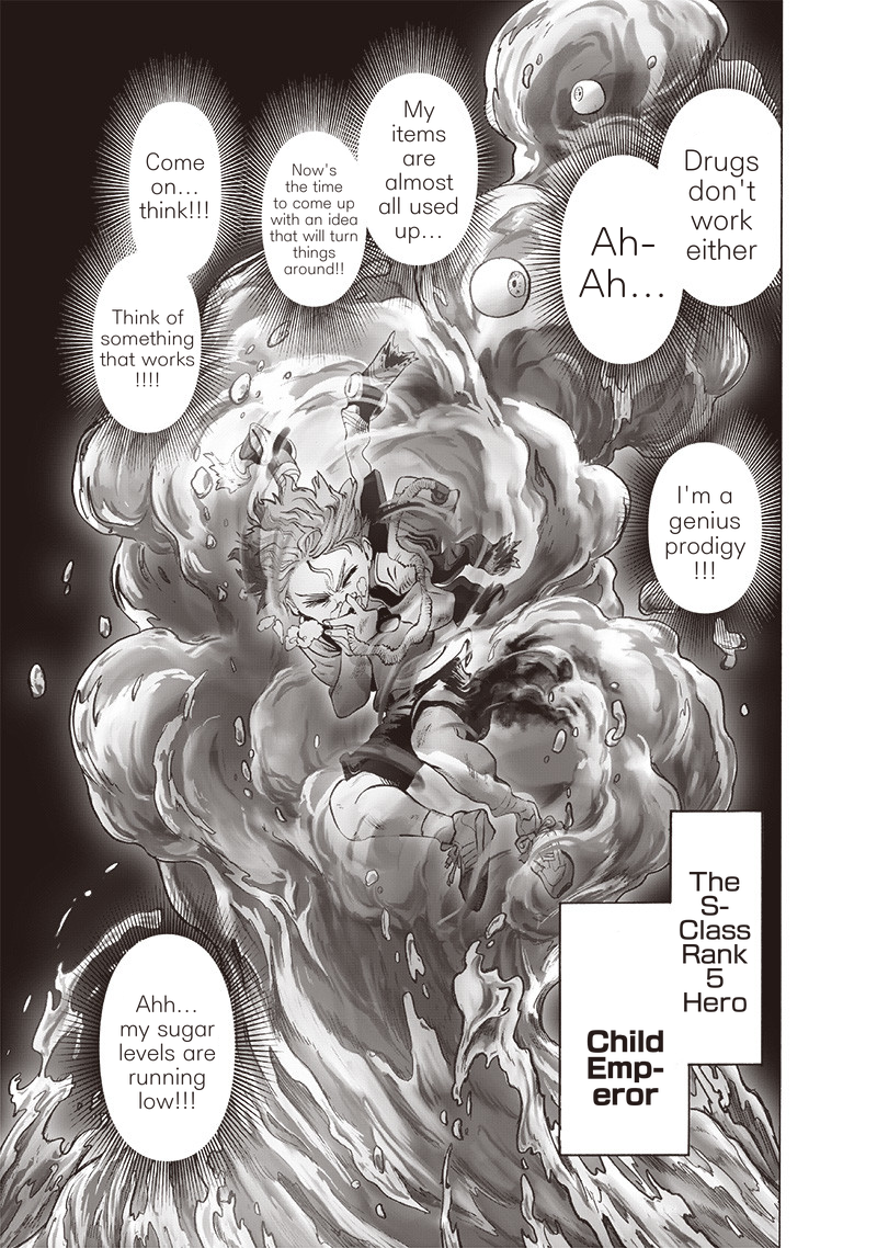 One Punch Man, Chapter One-Punch Man 123 image 010