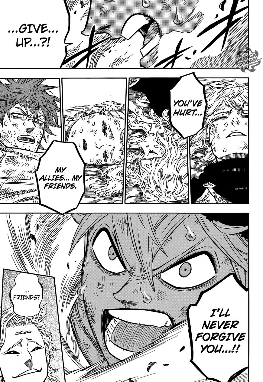 Black Clover, Chapter 95 Help Each Other Rise image 010