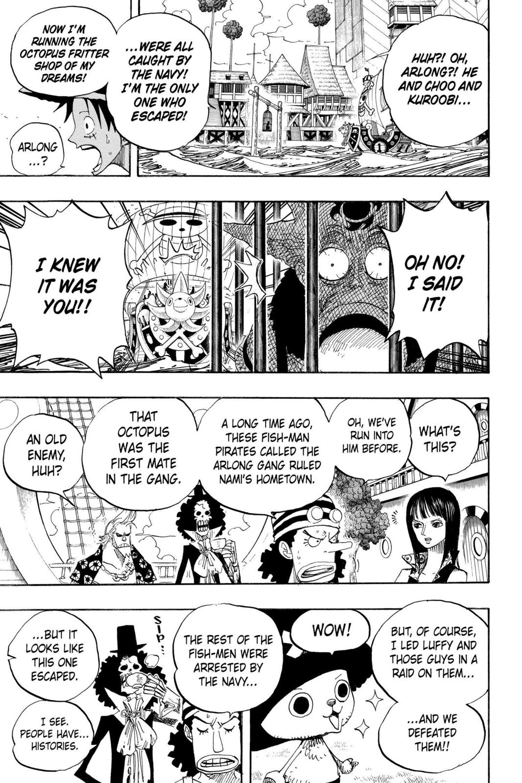 One Piece, Chapter 492 image 019