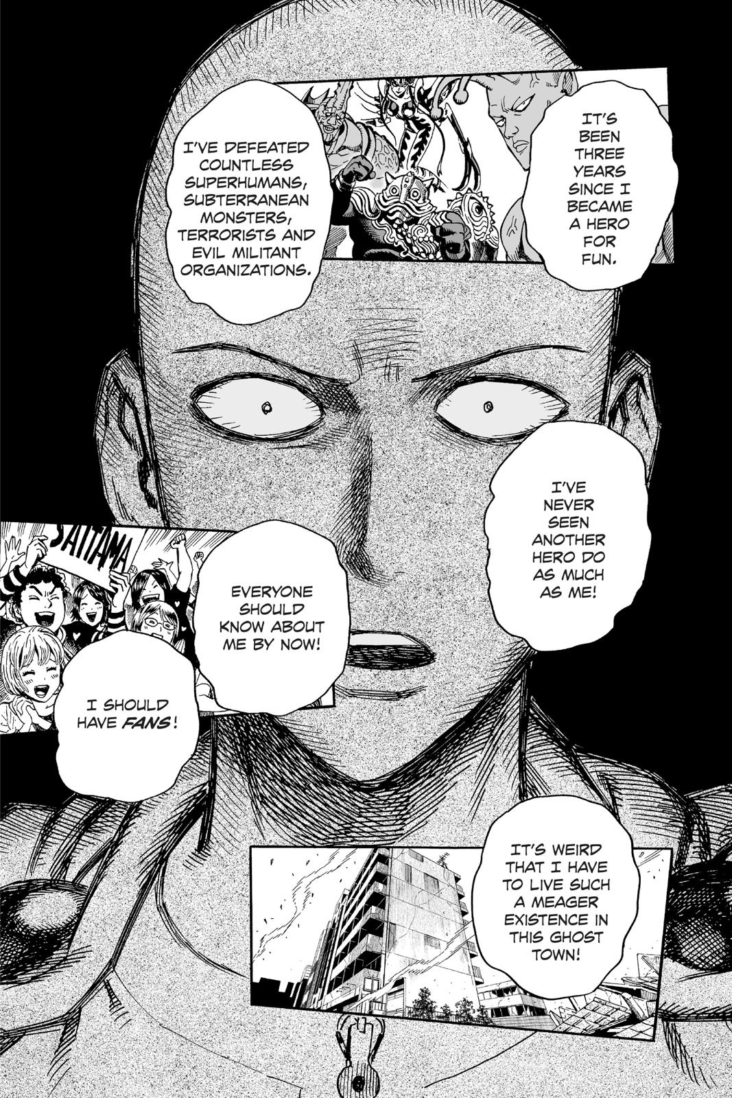 One Punch Man, Chapter Punch 15 image 012