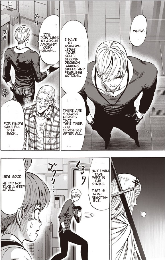 One Punch Man, Chapter Onepunch-Man 93 image 030