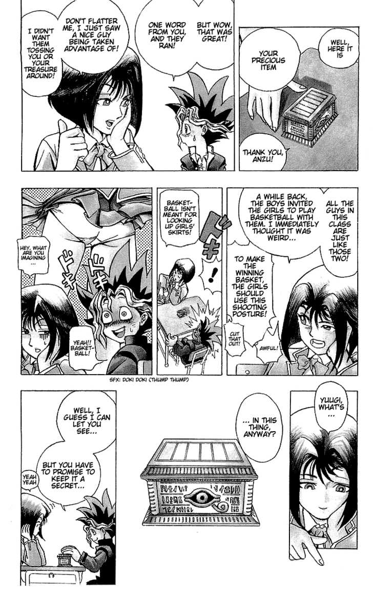 Yu Gi Oh, Chapter Vol.01 Ch.001 - The God Puzzle image 012