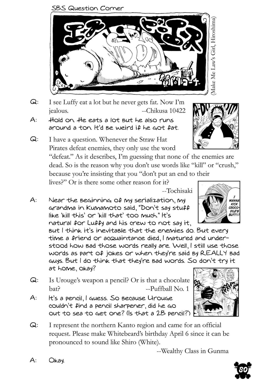 One Piece, Chapter 555 image 012