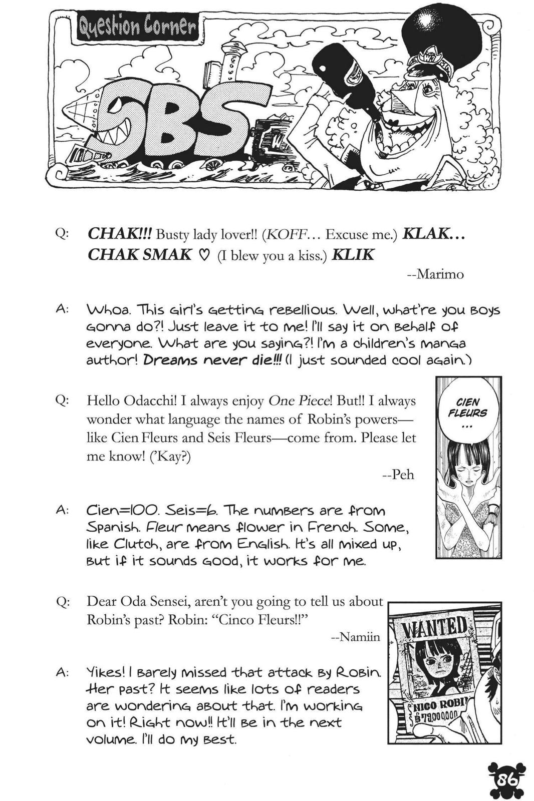 One Piece, Chapter 381 image 020