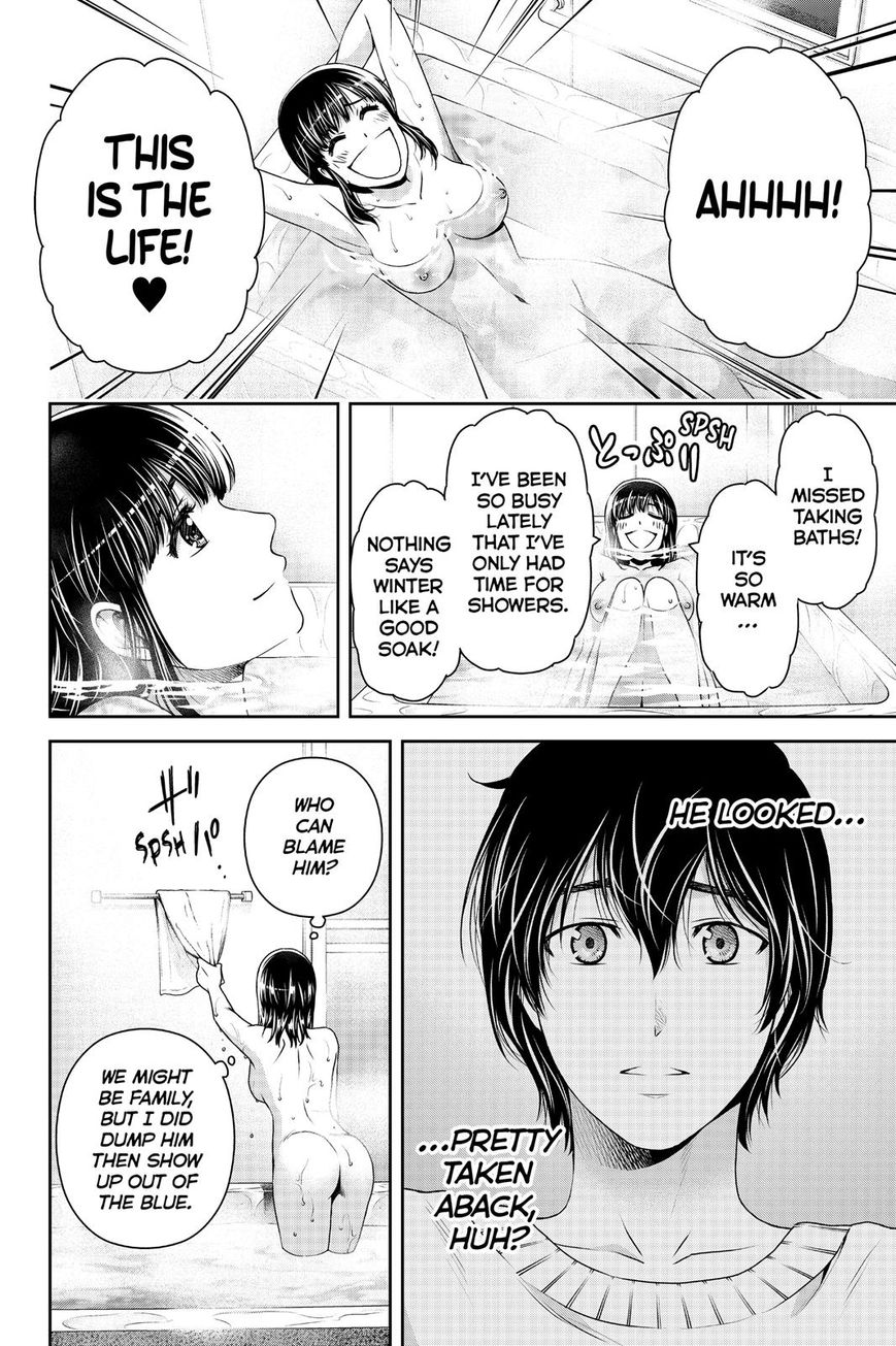 Domestic Girlfriend, Chapter 129 New Year's Reunion image 014