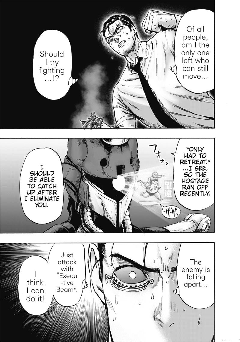 One Punch Man, Chapter One-Punch Man 119 image 022