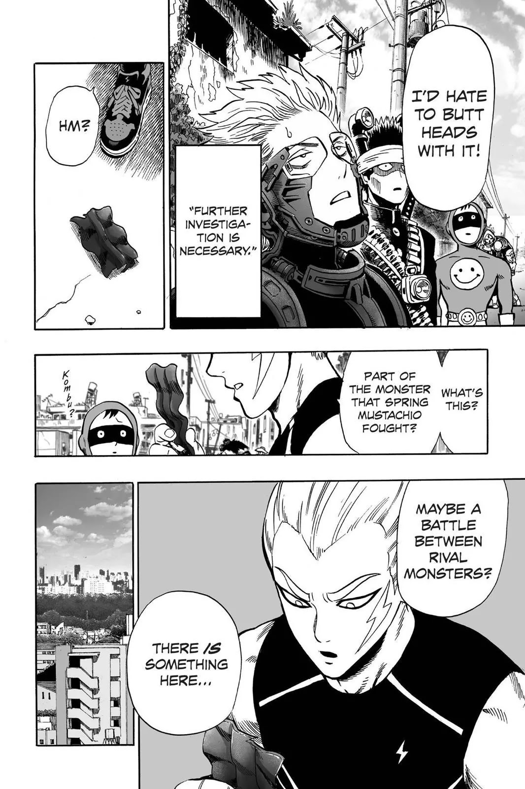 One Punch Man, Chapter Onepunch-Man 20 image 036