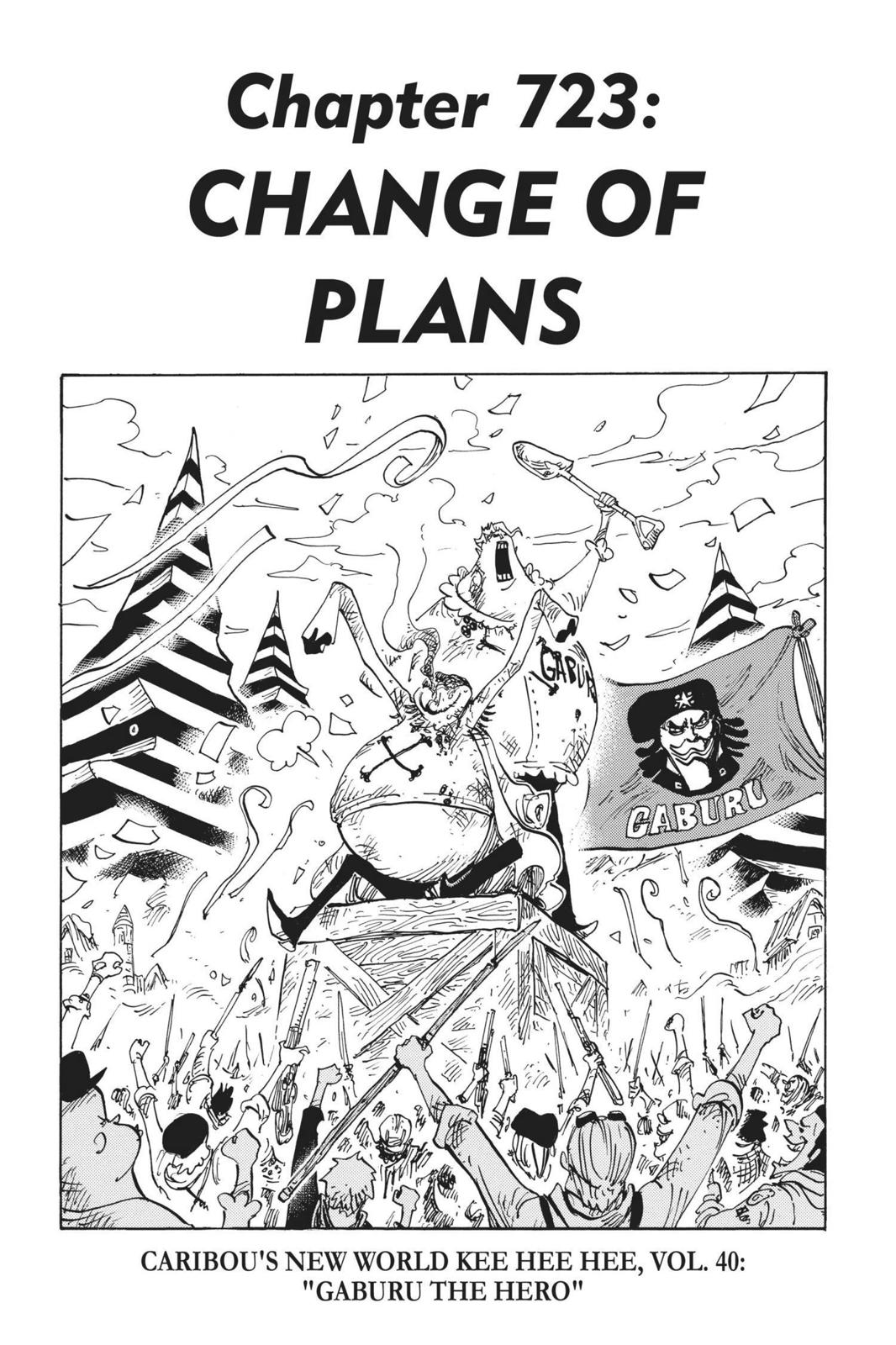 One Piece, Chapter 723 image 001