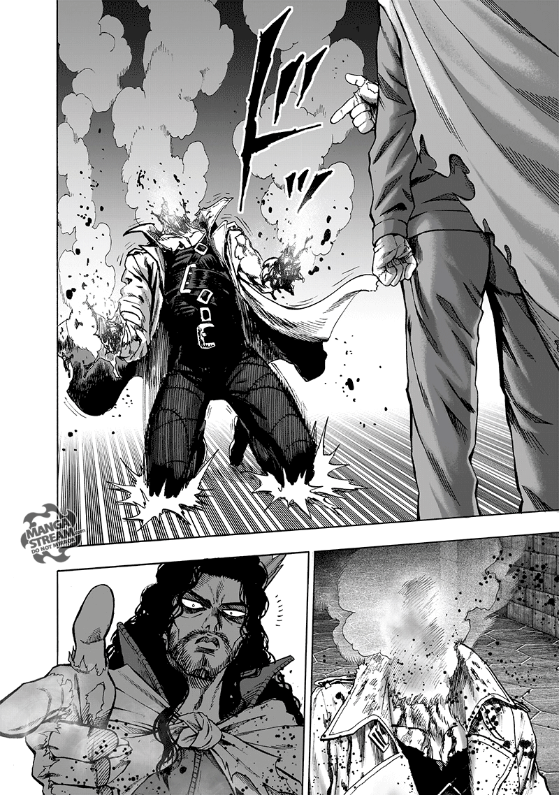 One Punch Man, Chapter 112 image 022