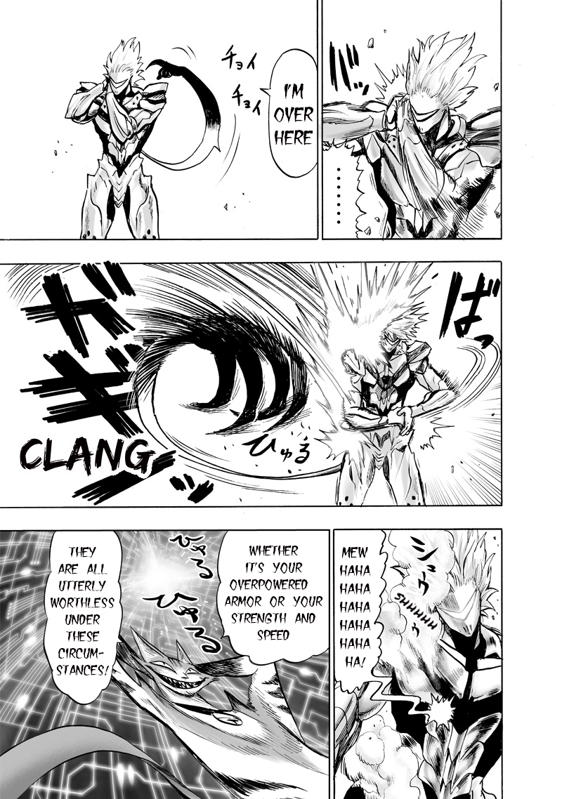 One Punch Man, Chapter One-Punch Man 118 image 024