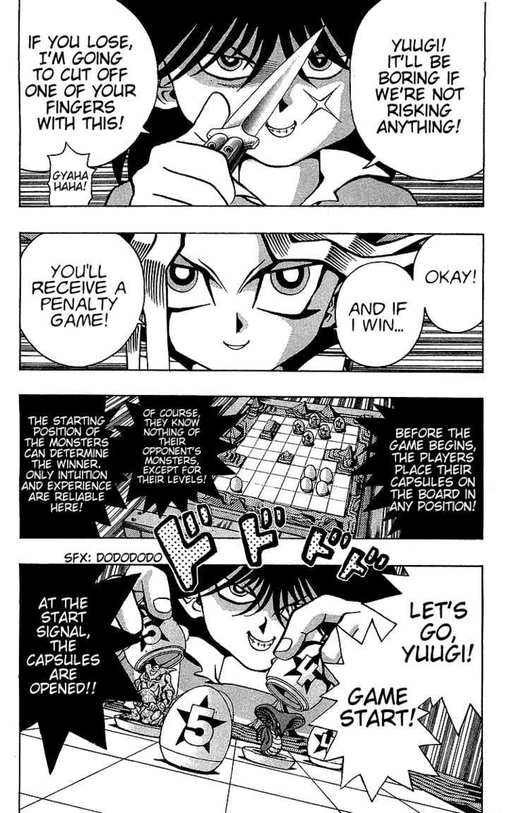 Yu Gi Oh, Chapter Vol.03 Ch.024 - Capsule Monster Chess! image 013