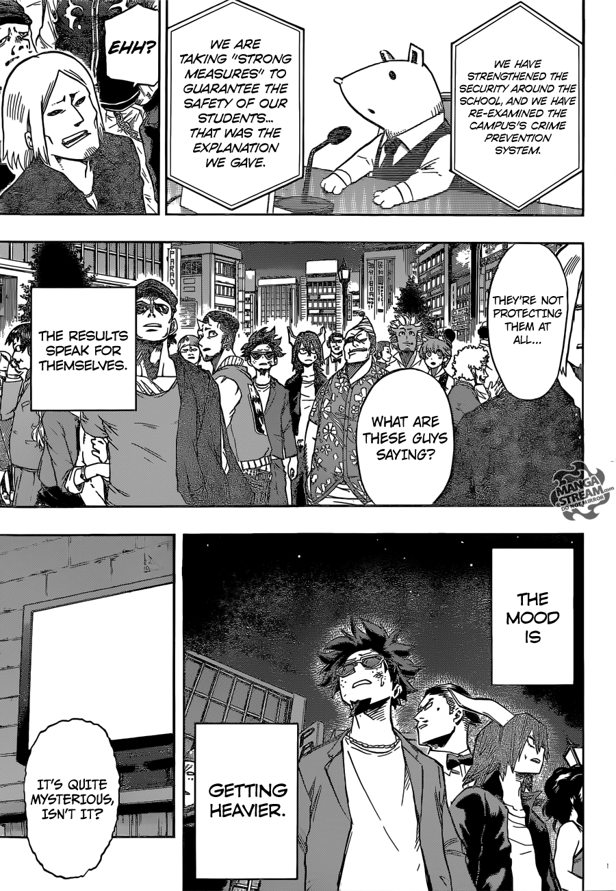 My Hero Academia, Chapter 85 image 012