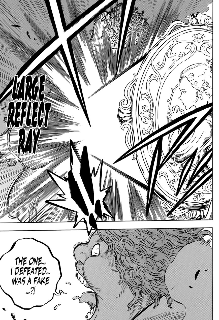 Black Clover, Chapter 66 the true form image 006
