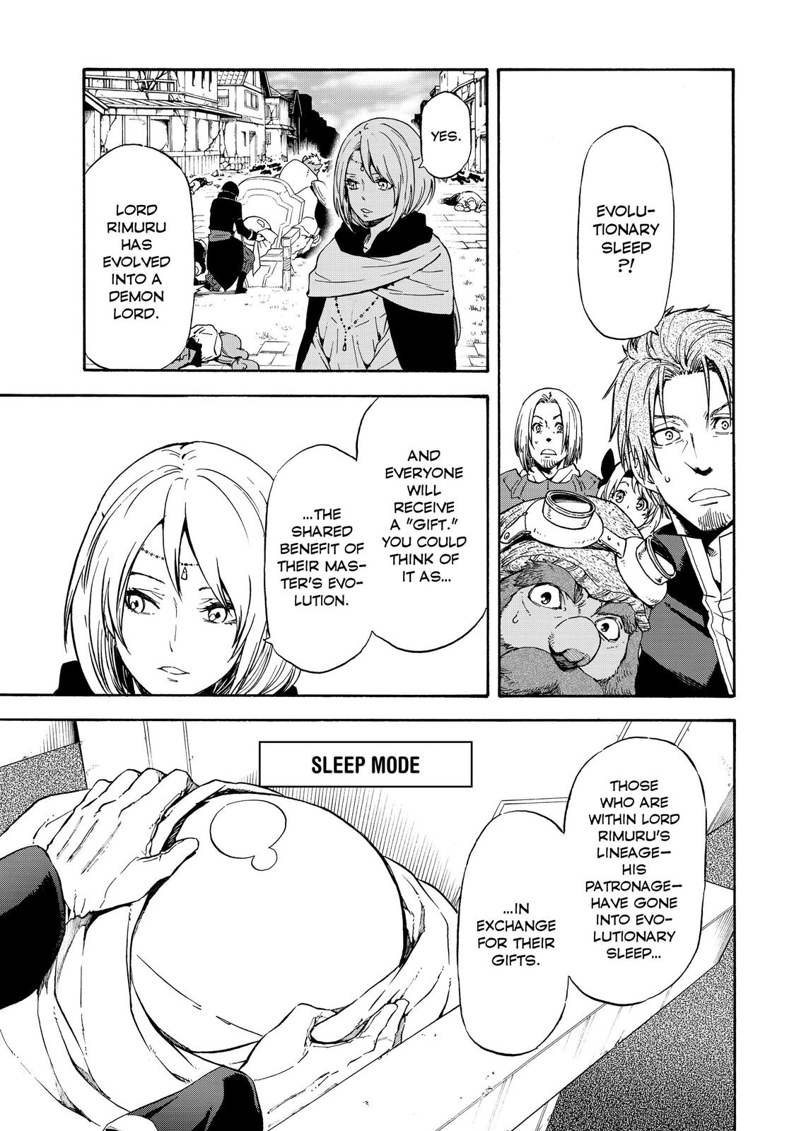 That Time I Got Reincarnated As A Slime, Chapter 69 image 001