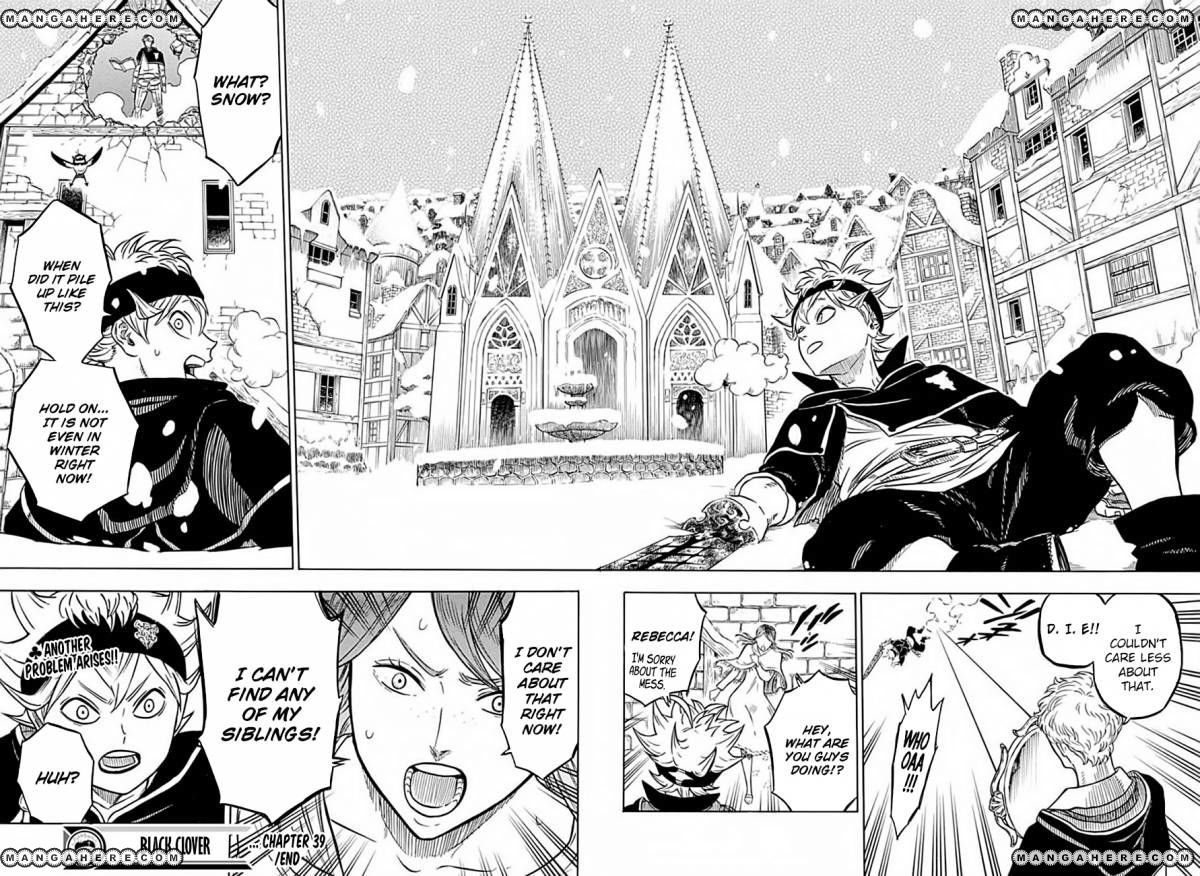 Black Clover, Chapter 39 The Mirror Mage image 016