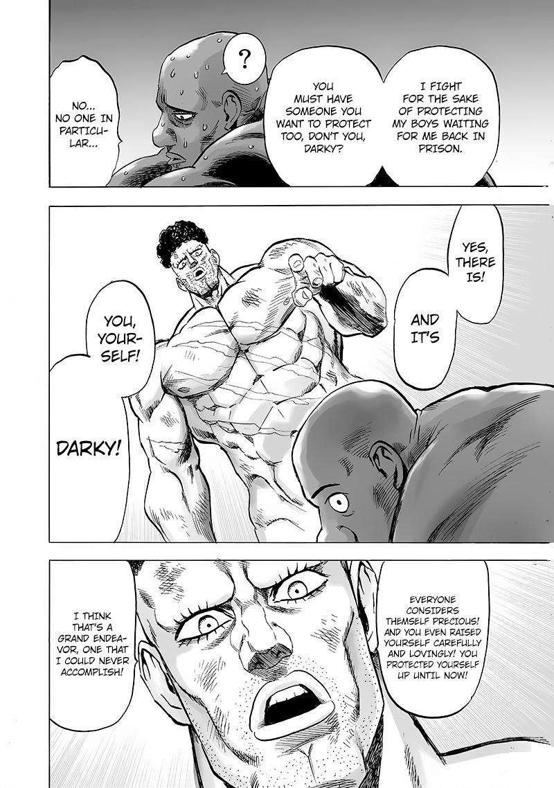 One Punch Man, Chapter 136 image 022