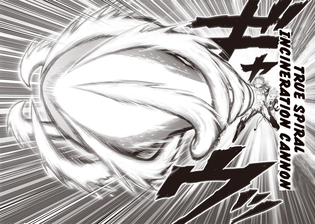 One Punch Man, Chapter 134 image 004